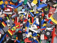 1500+ CLEAN LEGO PIECES & MINIFIGURES STAR WARS CASTLE BULK OVER 3 POUNDS LBS