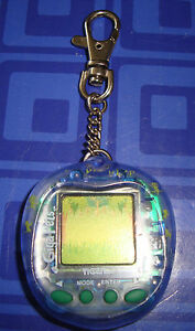 Giga Pets Microchimp  Electronic Keychain Tiger Awesome Pet Awesome