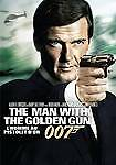 The Man with the Golden Gun -Roger Moore dvd
