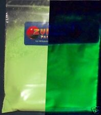 Ultravioleta Uv Glow Fluorescente Pigmento en Polvo Verde
