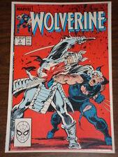 WOLVERINE #2 VOL1 MARVEL COMICS X-MEN DECEMBER 1988