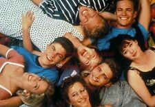 BEVERLY HILLS 90210 80s 90s Poster TV Movie Photo Poster  24 by 36 inch  A