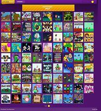 Online Games Website