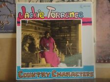 Jackie Torrence, Country Characters - Lp Earwig Lps-4909