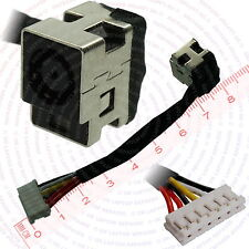 HP Compaq Presario 496835-001 DC Jack Socket with Cable Connector 486637-001