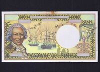 French Pacific Territories  5000 Francs 1996  PROOF designer  Gilbert Poilliot