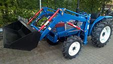 Iseki TL 2300 4WD Frontlader Servolenkung Kleintraktor Schlepper Trecker Traktor
