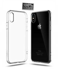 wapwap iPXTPU_Clear Fitted Case for iPhone X - Clear