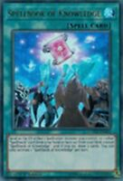 Spellbook of Knowledge COTD-EN062 1st * X 1  Mint YUGIOH Ultra English