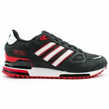 Adidas Zx 750 G64214 Herrenschuhe Turnschuhe Klassisch Sneaker schwarz/weiß/rot