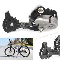 For SHIMANO Altus RD-M370 Rear Derailleur 9/27 Speed SGS Long Cage 34T MTB Bike