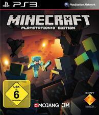 PS3 / Sony Playstation 3 Spiel - Minecraft Deutsch OVP