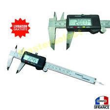 Pied à coulisse digital 150mm de précision numérique pour mesure en métal