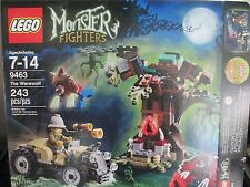LEGO ~ MONSTER FIGHTERS ~  The Werewolf 9463 243 pcs  ~   RETIRED