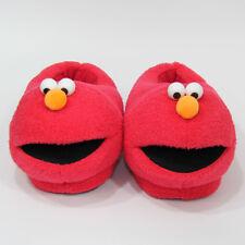 Sesame Street elmo plush warm indoor slipper shoes shoe cartoon cute new