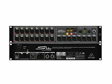 Behringer S16 - I / or Box Digital 16 Mic Preamp and 8 Way XLR Bil