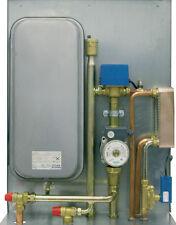 kit 6 edilkamin per termocamino a legna unica fonte calore CON ACS vaso chiuso