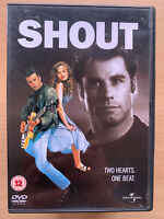 Shout DVD 1991 1850s Era Musical Drammatico con John Travolta e Heather Graham