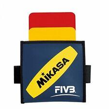 Mikasa Fivb Volleyball Schiedsrichter Karten Gelb Rot Richter 50202 Japan Import