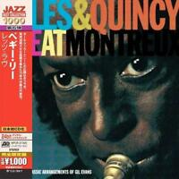 Miles Davis And Quincy Jones - Miles & Quincy Live At Montreux - Japa (NEW CD)