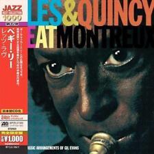Miles Davis And Quincy Jones - Miles & Quincy Live At Montreux - Japa (NEW CD)