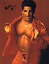Disco Inferno Autographed Signed 8x10 Photo w/Coa Wwe Wwf Wcw Tna