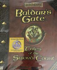 BALDUR'S GATE TALES OF THE SWORD COAST BIG BOX(PC,1998)VERY RARE-SHIPS N 24 HOUR