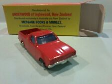 RE-RELEASE Fun Ho  # FH57 HOLDEN UTE RED  67mm long  made in New Zealand boxed
