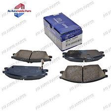 Genuine Hyundai GETZ 2002-2011 Front Brake Pads - Part 58101 1CA00