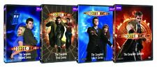 NEW Doctor Who: The David Tennant Collection Bundle (DVD)