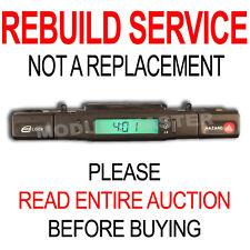 95 96 97 Jag Jaguar XJ6 XJR XJ12 X300 LCD Clock REBUILD REPAIR