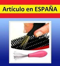 Limpiador de pelos de peines y cepillos quitapelos herramienta GENIAL hair brush