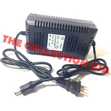 New 18v 1.8a Coaxial Plug Charger for Honda Minimoto Electric Scooter Go Kart