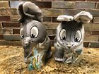Neopets Silver Cybunny Limited Edition Plush w/ Unused code NWT