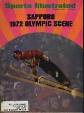1971 Olympics Ski Jump Sports Illustrated