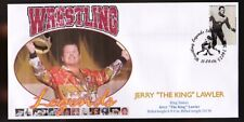 Jerry The King Lawler Wrestling Legends Souvenir Cover
