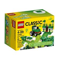 LEGO Building Kit Classic Green Creativity Box 10708 Christmas Holiday Kid Gifts