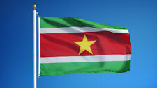 NEW SURINAME 3x5ft FLAG superior quality fade resist us seller