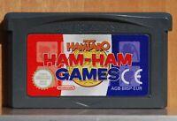 Hamtaro Jeux - Game Boy Advance - Version Espagne - Cartouche