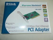 D-LINK DFE-528TX Scheda di rete, PCI, 10/100 Mbps Fast Ethernet, # SU _ 27