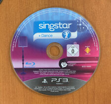 PS3 Singstar + Dance Playstation 3 Game Disc Only