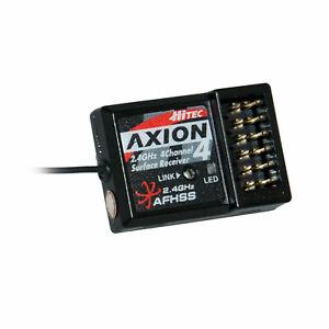 Hitec RCD Inc. Axion 4 AFHSS 4-Channel Receiver