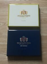 Macanudo Cigar Limited Edition Box/Travel Humidor Set Of 2