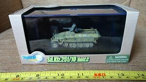 Dragon Armor 60294 Sd Kfz 251/10 Ausf C Unidentified Unit El Alamein scale 1:72