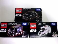 Tomica Star Wars Star Cars Darth Vader ad track Shadow Storm Trooper 3 sets rare