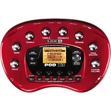 LINE 6 POD X3 Guitare Multi Pédale d'Effets modeler & Power Supply