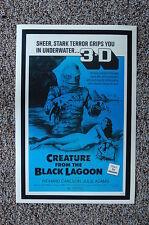Creature From the Black Lagoon #3  Lobby Card Movie Poster Richard Carlson