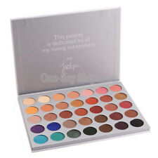 35 Colors Eyeshadow Palette Makeup Beauty Cosmetics Shimmer Matte Eye Shadow