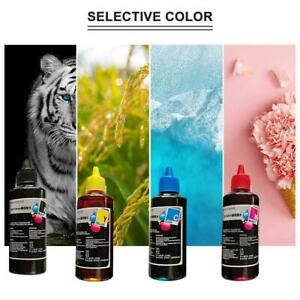 100ml Color Ink Cartridge Refill Replacement Kit For HP Series Printers Hot !!!