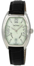 Paul Picot Firshire 4097 Automatic 2000 Steel Mens Luxury Strap Watch Calendar